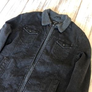 Men's O'Neill Denim Jacket with Sherpa lining